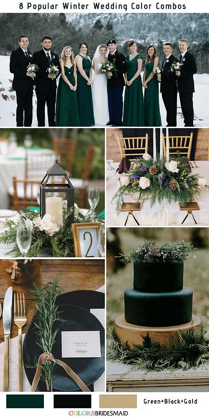 winter_wedding_colors_2018_green_black_g