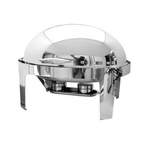 736 Oval Roll - Top Chafing Dish