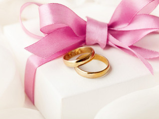 How to choose the perfect wedding gift?