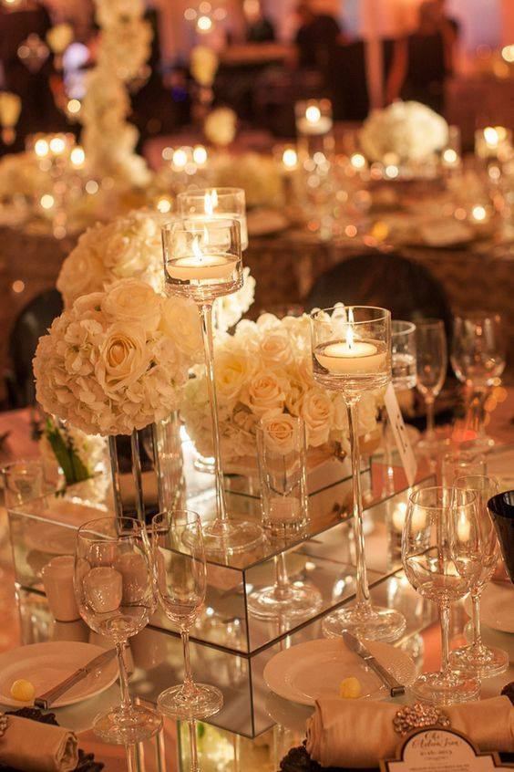 beatiful table set up
