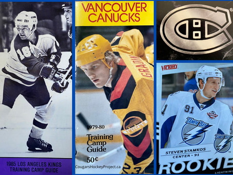 Sixty Years of NHL Training Camps on Vancouver Island