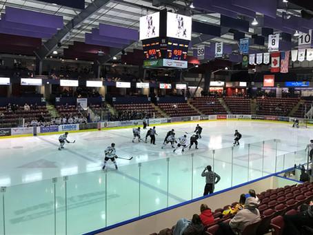 BCHL - March 4, 2020 - Victoria Grizzlies - Salmon Arm Silverbacks