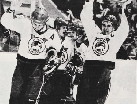 May 1, 1981 - Cougars win the Championship!