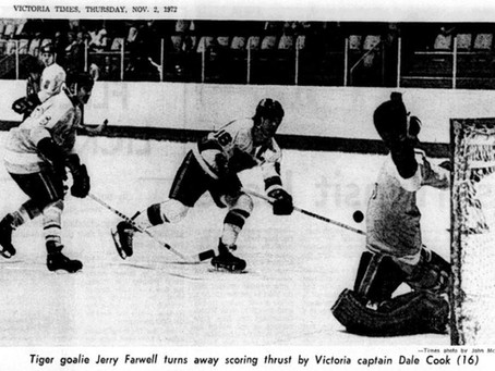 1972-73 - Cougars Season in Review