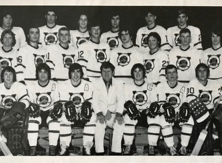 1974-75 - Victoria Cougars Season in Review