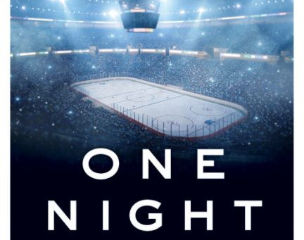 "Rinkside Reading - ""One Night Only - Conversations with the NHL's One Game Wonders"""