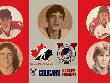 Victoria Cougars at the World Juniors – Part 1