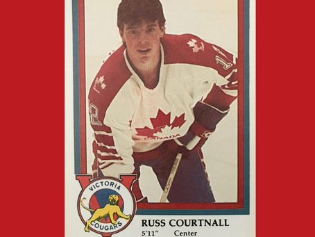 Victoria Cougars at the World Juniors - Part 3