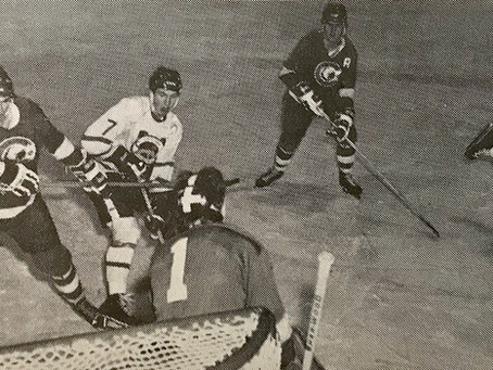 1975-76 - Victoria Cougars Season in Review