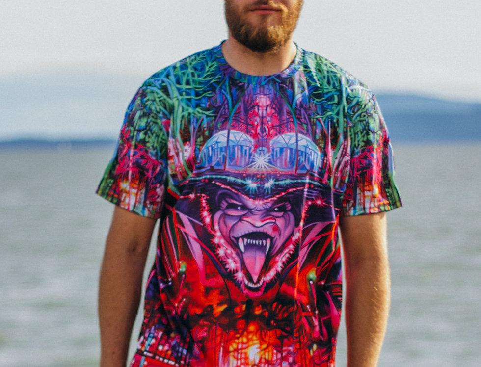 SCI Hulaween T-shirts