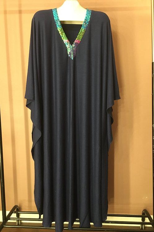 Платье в стиле оверсайз
