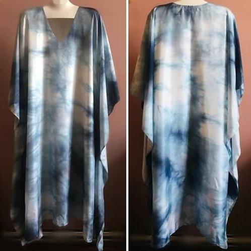 Вечернее платье из натурального шелка Armani