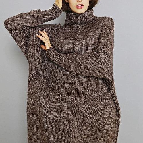 Копия Платье-свитер