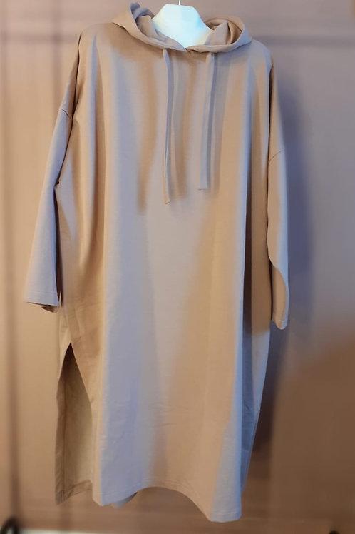 Дизайнерские худи-платья