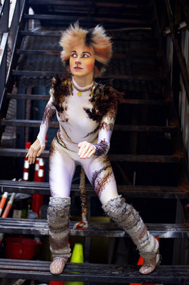 As Jellylorum in CATS- Broadway