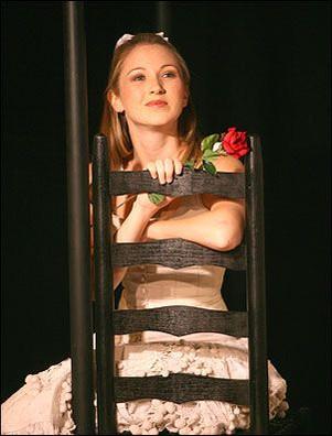 Louisa in The Fantasticks Revival