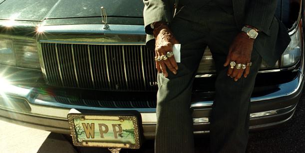 Blues Man  Charleston, WV