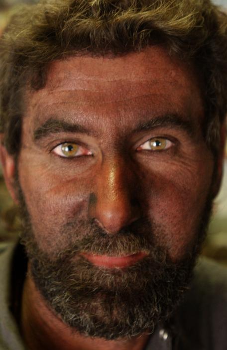 Coal Miner Bruce Fife   War, WV
