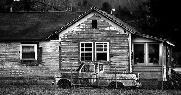 Old Truck  Page, WV