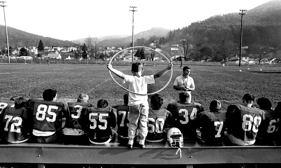 "Class ""A"" Football  Richwood, WV"