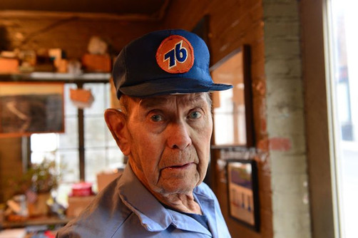 Ed Shepard 78 Das Station Owner  Welch, WV