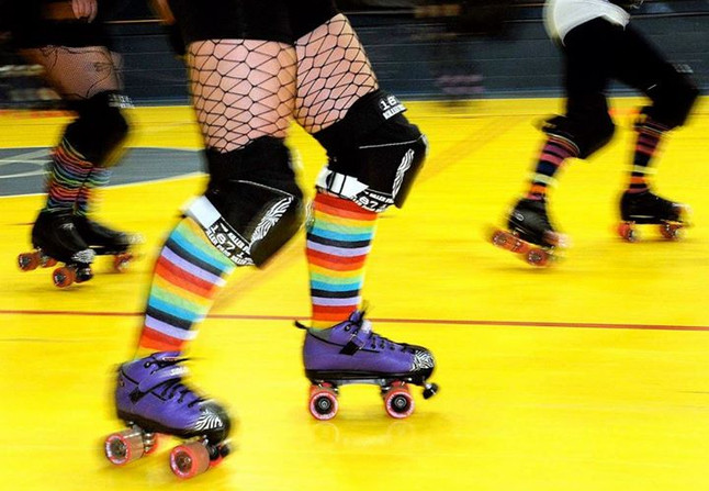 Roller Derby  Beckley, WV