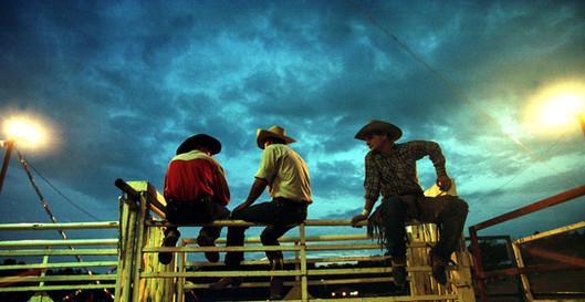 Cowboy Christmas Bull Riders, WV