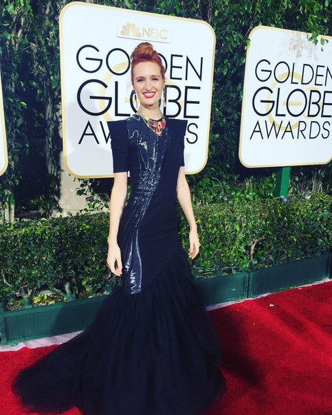Breeda Woold Golden Globe Awards