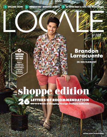 Brandon Larracuente- Revista Locale
