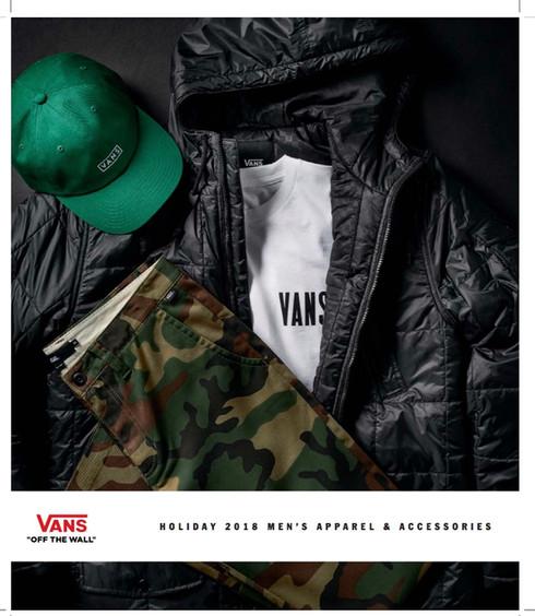 Vans Catalog