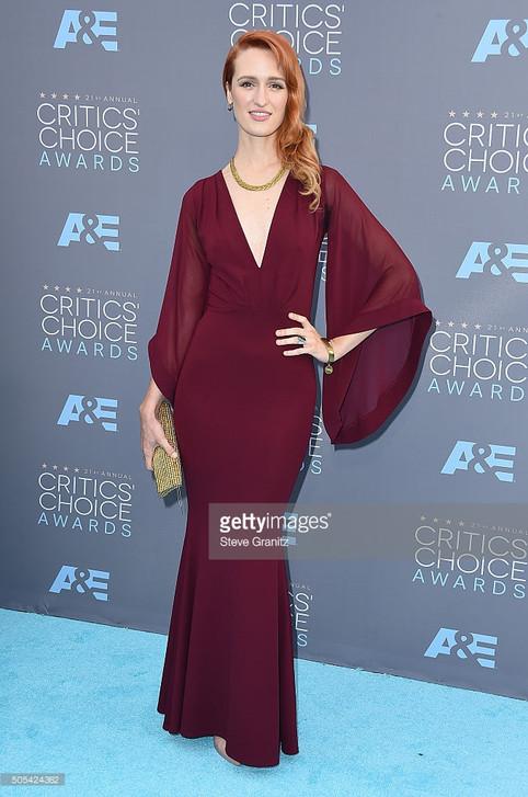 Breeda Wool Critics Choice Awards