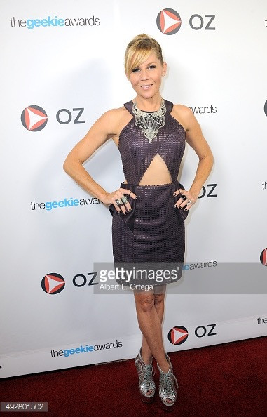 Gigi Edgley The Geekie Awards