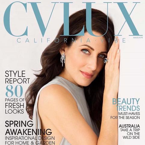 Lisa Edelstein CV Lux Magazine