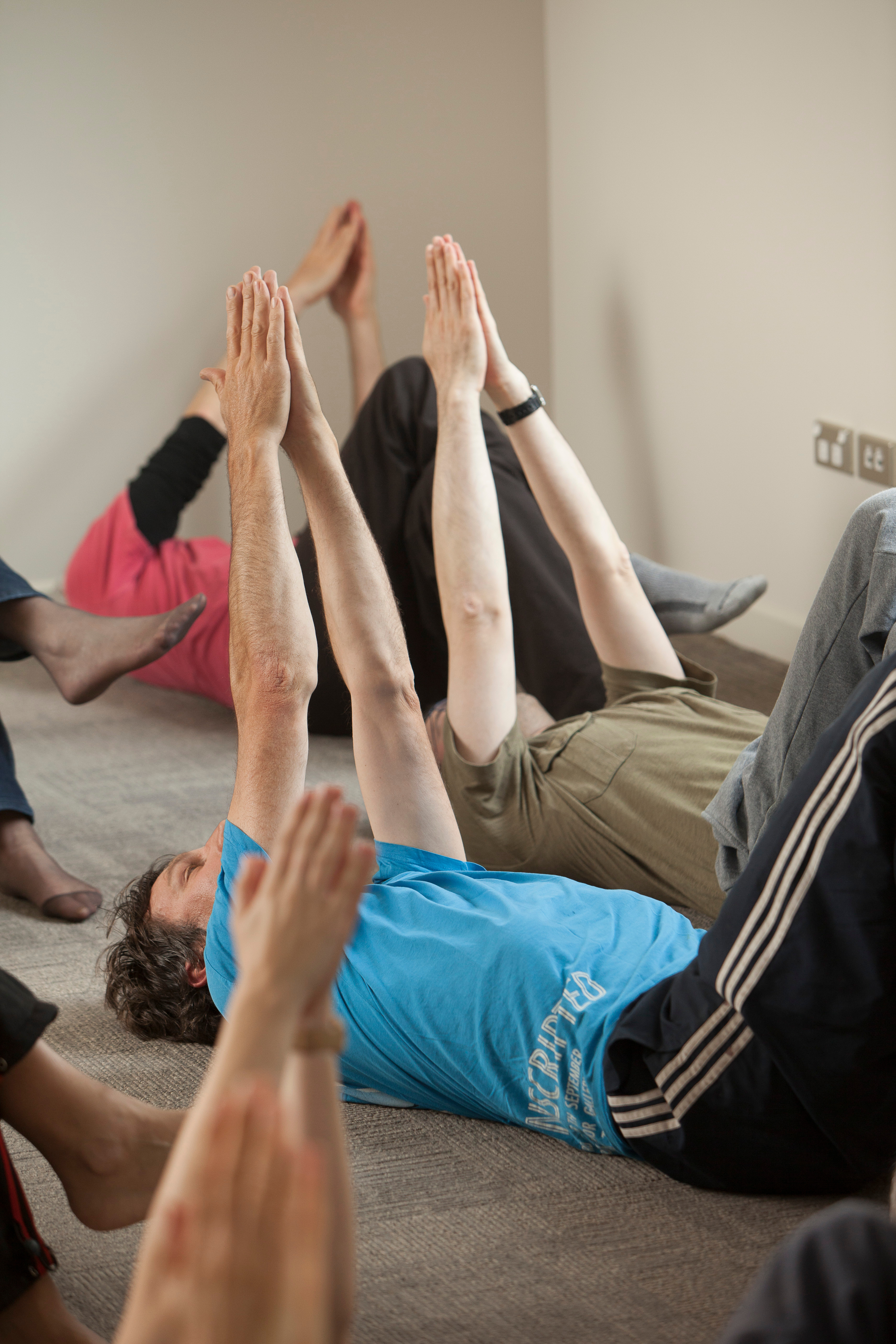 Not Yoga Class Monday 5.30pm