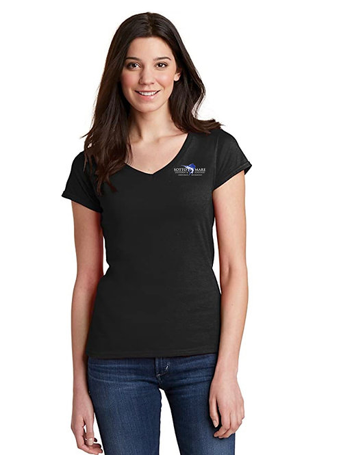 Women's Tee Shirt - Black