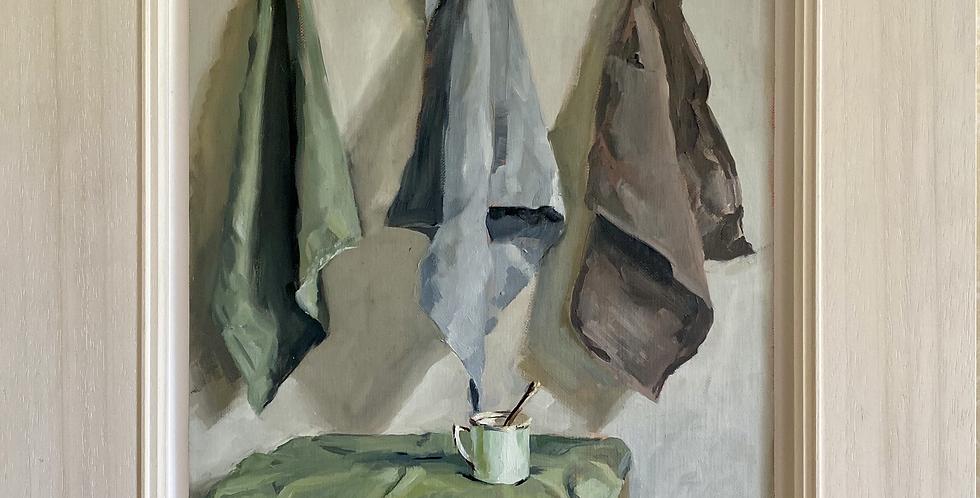 Napkins & Coffee Cup II