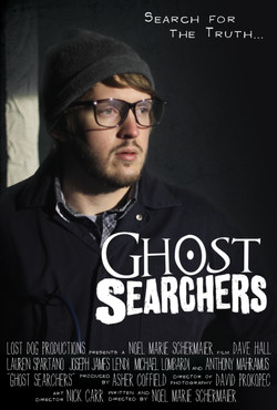 Ghost Searchers Poster