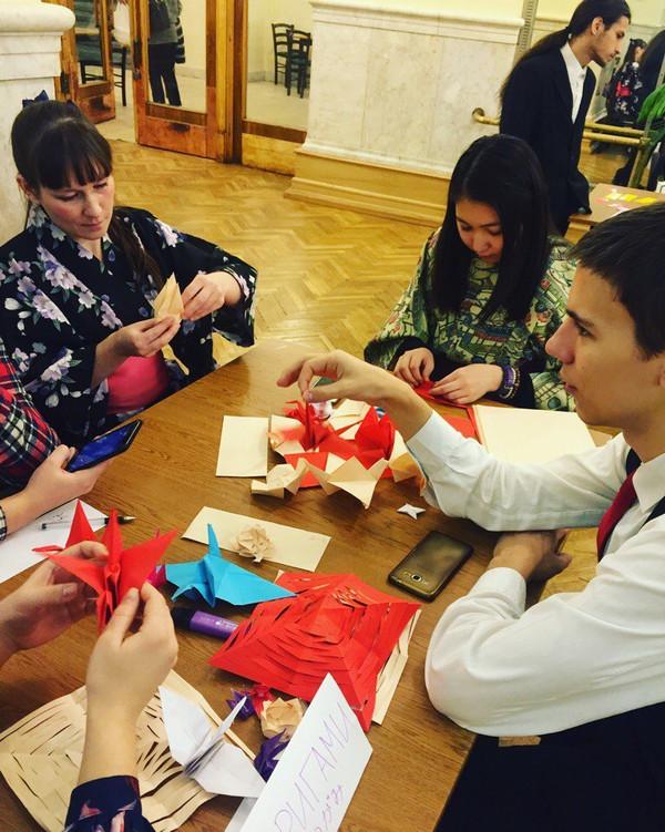День Японской культуры в МГУ
