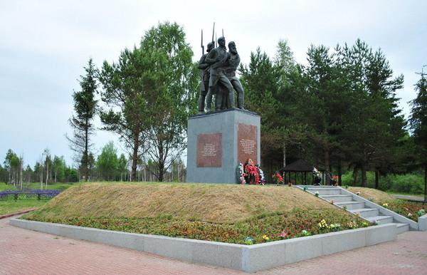 Выезд в город воинской славы Ельня
