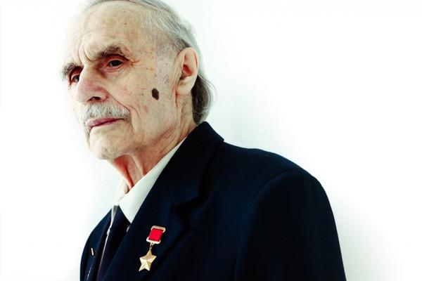 Живой голос Победы 35: интервью с героем Советского Союза Ю.М.Ткачевским