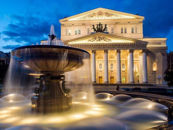 Опрос о театральной жизни города Москвы