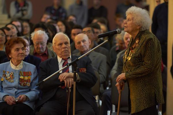 Концерт к 76-летию Битвы под Москвой