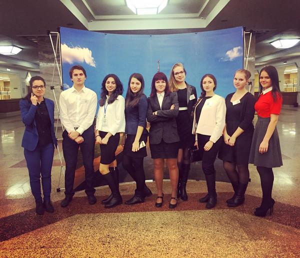 Волонтеры Студенческого Союза МГУ на Всероссийском тесте по истории Отечества