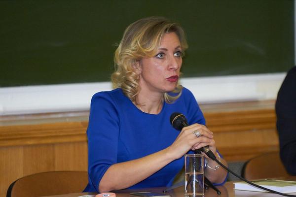 Встреча-дискуссия с директором Департамента информации и печати Министерства иностранных дел Российс