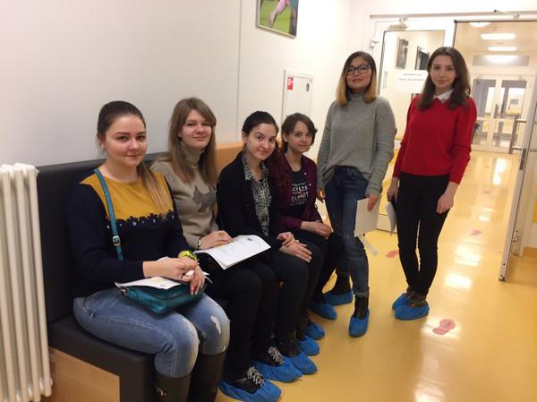 Доноры Благотворительного центра МГУ
