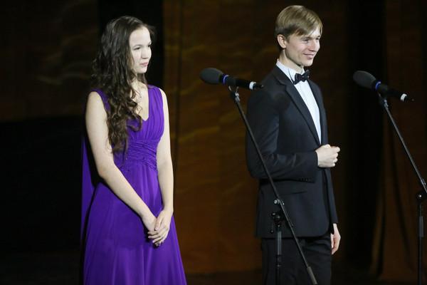 Александра Королева и Юрий Снежин на Татьянином Дне-2016