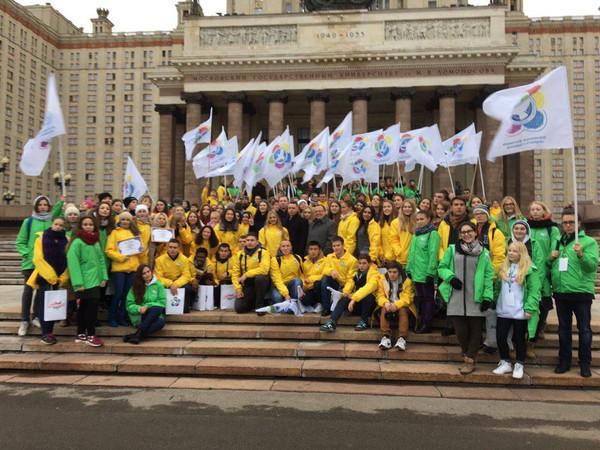 "Волонтеры МГУ о ""Фестивале'17"""