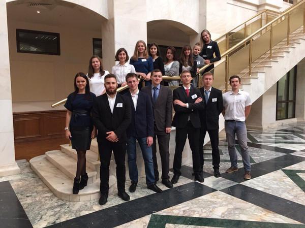 Наши волонтеры на собрании членов Российского исторического сообщества