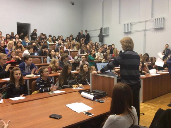 Презентация Студенческого Союза 1 октября