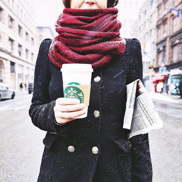 Акция Starbucks в Татьянин День